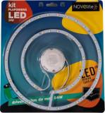 Cumpara ieftin Kit LED Plafoniera 24W 2700K, NOVelite