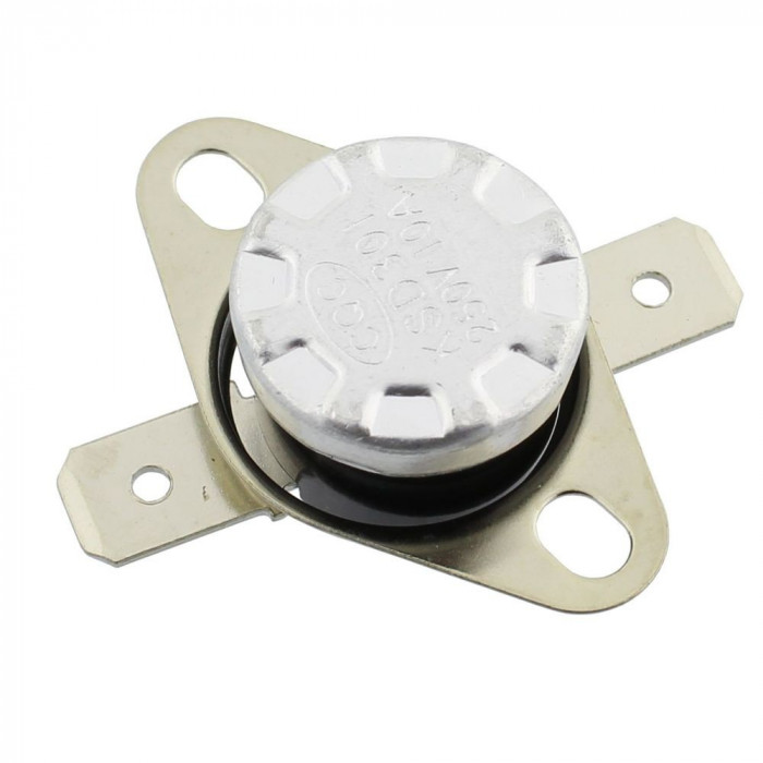 Termostat 70 grade C, contact normal deschis, KSD301 - 151108