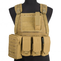 Vesta Tactica MBSS Laser Cut Tan GFC Tactical