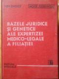 Bazele Juridice Si Genetice Ale Expertizei Medico-legale A Fi - Ion Enescu Moise Terbancea ,518985