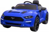 Cumpara ieftin Masinuta electrica Premier Ford Mustang, 12V, roti cauciuc EVA, scaun piele ecologica, albastru