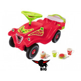 Cumpara ieftin Big Babytaxiu BOBBY CHERRY GIRL masina cu sunete si cos de picnic