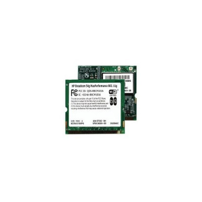 Placa retea wireless? laptop mini pci HP BROADCOM 54G MAXPERFORMANCE 10/100? foto