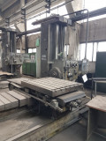 Masina de alezat si frezat AFD-85