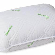 Perna Somnart matlasata imprimeu Aloe Vera 50x70 Relax KipRoom