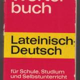 Dicționar Latin-German