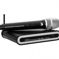 Set microfon wireless 863.010 MHz Omnitronic UHF-201 (13063210)