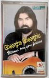 Casetă audio - Gheorghe Gheorghiu - Ultimul tren spre fericire - anul 1995