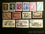 ROMANIA - timbre deparaiate stampilate , 1959, Stampilat