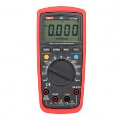 Multimetru digital universal UT139B UNI-T, buzzer continuitate, masurare diode