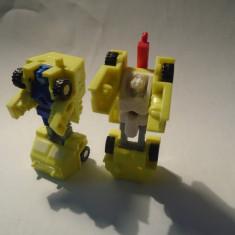 bnk jc  Transformers G1 - Hasbro Takara 1989 Micromasters - 2 bucati