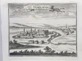 Timisoara, Gravura Secol 18
