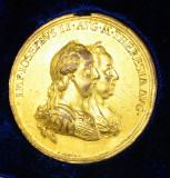 Medalie rara Maria Theresia  - Declararea Transilvaniei ca Mare Principat (1765)