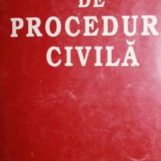 CODUL DE PROCEDURA CIVILA - ***