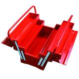 Cumpara ieftin Cutie scule metal Proline, 2 manere, 404 x 200 x 240 mm, 3 sertare