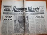 romania libera 23 martie 1990-evenimentele de la targu mures