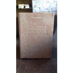 ZOOTEHNIA GENERALA - E.I. BORISENKO