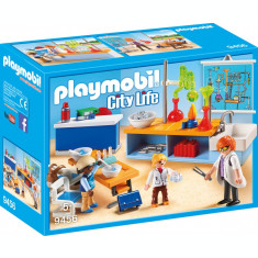 Playmobil City Life - Sala de chimie