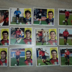 Cartonase- Surprize- Abtibilduri -Fotbal -SPANIA- Loturi de 30 de bucati