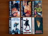 San Antonio - 6 romane politiste