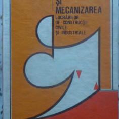 TEHNOLOGIA SI MECANIZAREA LUCRARILOR DE CONSTRUCTII CIVILE SI INDUSTRIALE - IOAN