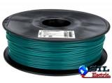 Filament PLA pentru imprimanta 3D 1KG 3 mm verde