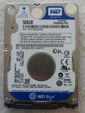 Hard disk laptop 500GB, HDD SATA 2.5 Western Digital WD5000LPVX 1, 5400 rpm OK, 500-999 GB, SATA 3