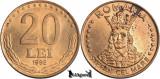 1992, 20 Lei - Romania