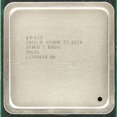 Procesor server Intel Xeon Six Core E5-2620 2Ghz SR0KW SR0H7 LGA2011