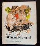 Petre Ghelmez - Mînzul de vînt (Mânzul de vânt) (ilustrații: Constantin Baciu)