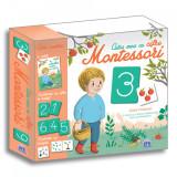 Cutia mea cu cifre Montessori, Didactica Publishing House