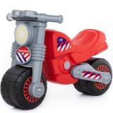 Motocicleta fara pedale Brandweer Polesie