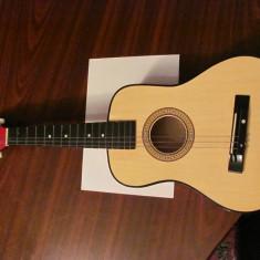 PVM - Chitara rece (mai) veche pt. copii stare buna un defect si lipsa 3 coarde
