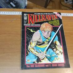 Comic Killeraven Nr. 5, Condor germana