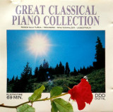 CD Great Classical Piano Collection, original