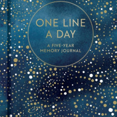 Jurnal - Celestial One Line a Day | Chronicle Books
