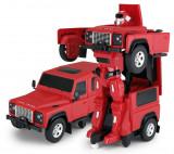 Cumpara ieftin Land Rover Transformer 1:14 2.4GHz RTR - Rosu