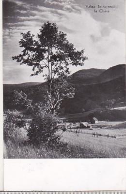 bnk cp Valea Teleajenului la Cheia - Vedere - circulata foto