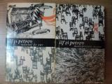 DOUASPREZECE SCAUNE , VITELUL DE AUR VOL. I - II de I . ILF SI E . PETROV , Bucuresti 1965