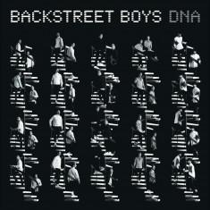 Backstreet Boys DNA LP (vinyl)