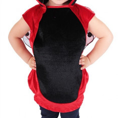 Costum de Petrecere pentru Fetite - Buburuza