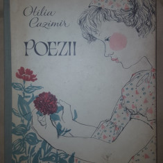 Poezii an 1964/ilustratii/89pagini- Otilia Cazimir
