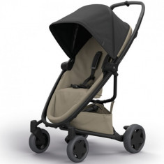 Carucior Zapp Flex Plus Black on Sand, Quinny
