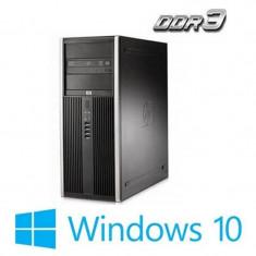 Calculator Refurbished HP 6200 Pro MT, Quad Core i5-2400, Win 10 Home
