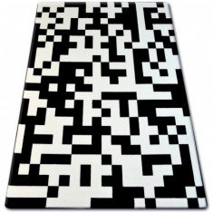 Covor BCF Flash 33436/190 - Tetris, 160x225 cm