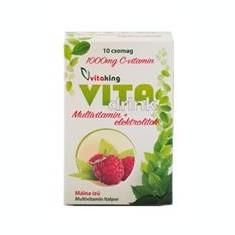 Vitadrink Bautura pentru Sportivi cu Vitamine si Minerale Vitaking 10pl Cod: vk1610