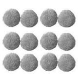 Set 12 lavete microfibra pentru HOBOT 368/388