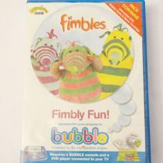 Joc consola Bubble system - Fimbles Fimbly Fun!