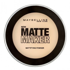 Pudra Maybelline Matte Maker 010 Classic Ivory 16 g