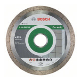 Disc diamantat Bosch, 125 mm